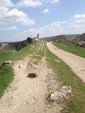 Old Orhei Archeological Complex: old Orhei