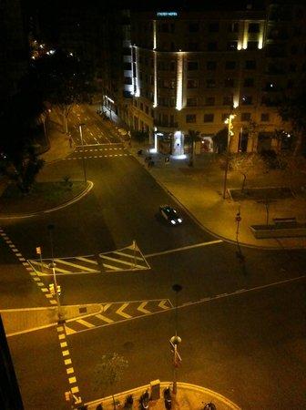 Hotel Exe AB Viladomat: Vista desde la habitación 708
