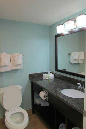 The Patricia Grand, Oceana Resorts: clean bathroom