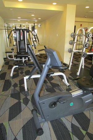 The Patricia Grand, Oceana Resorts: gym-nice machines