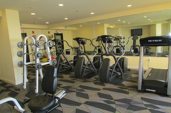 The Patricia Grand, Oceana Resorts: gym