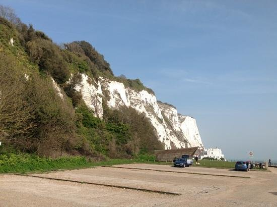 Dover White Cliff Tours: white cliffs