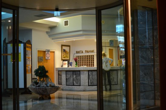 Kosta Palace: Lobby