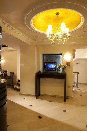 Zaliki Boutique Hotel: Reception