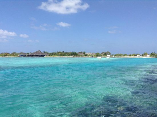 Cinnamon Dhonveli Maldives: Beautiful views