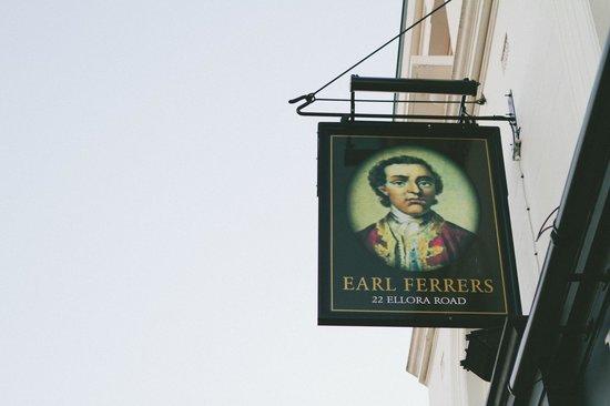 The Earl Ferrers