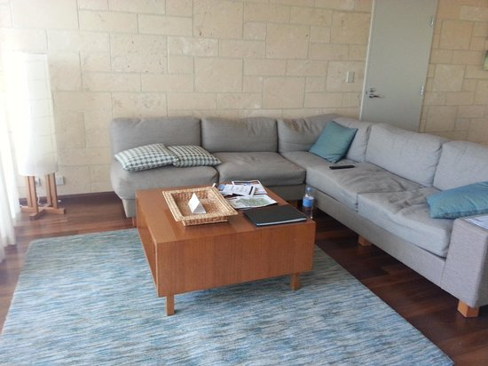 Pullman Bunker Bay Resort Margaret River Region: Living area