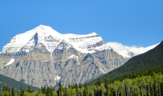 Mica Mountain Lodge & Log Cabins : Mount Robson