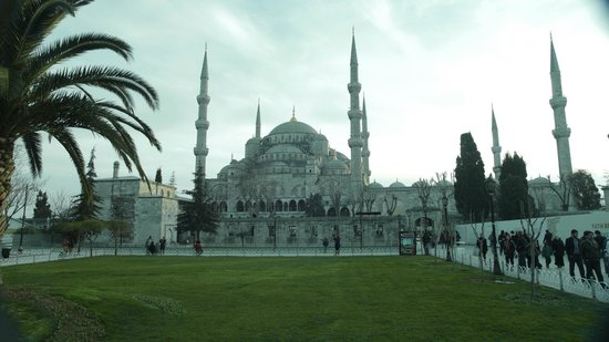 Uyan Hotel: blue mosque at the walking distance