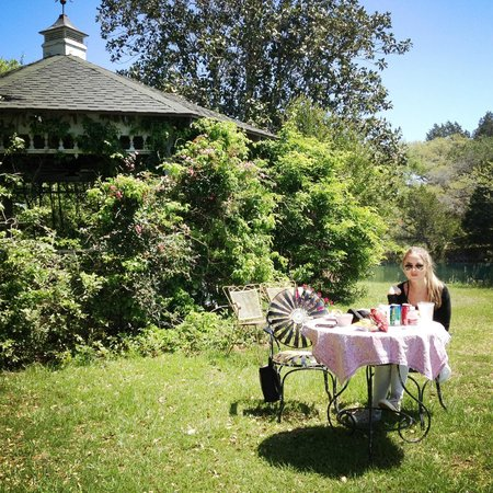 BlissWood Bed and Breakfast Ranch: Picnic