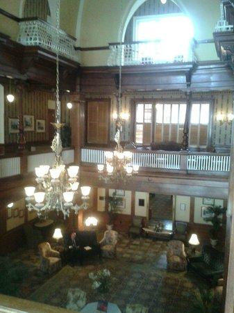 BEST WESTERN PLUS Windsor Hotel Americus: Lobby/Atrium