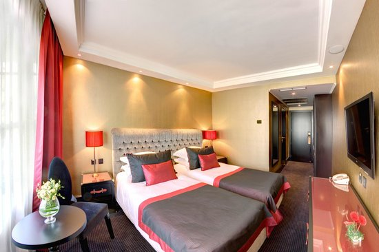 Khreschatyk Hotel: Twin Prestige