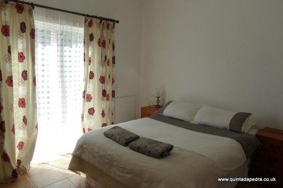 Quinta da Pedra B&B: Bedroom