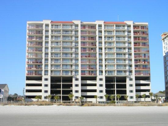 Photo of South Shore Villas North Myrtle Beach