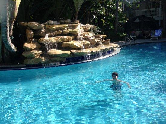 The Inn at Key West: Beautiful Pool Area