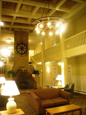 Provincetown Inn Resort & Conference Center: 09/2009