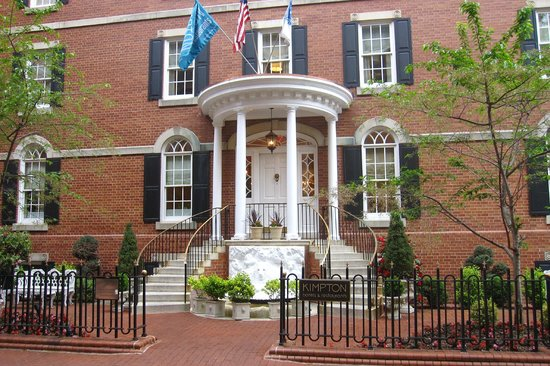 The Grille at Morrison House: The Morrison House - Alexandria, VA