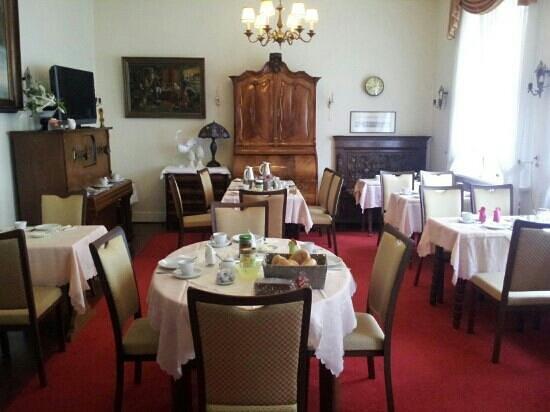 Hotel Bonke: Frühstücksraum