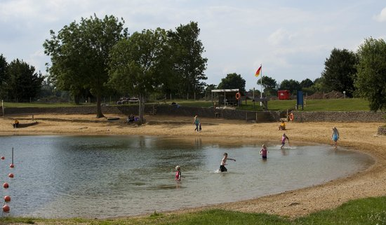 Cotswold Country Park And Beach Open Water Swimming