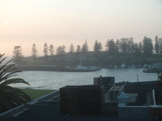 The Sebel Harbourside Kiama: Vista desde la habitacion