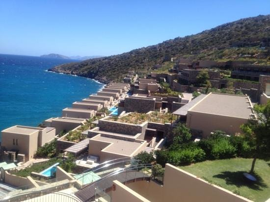 Daios Cove Luxury Resort & Villas: August 2012
