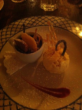 Kendells Bistro : One of the many deserts to choose from