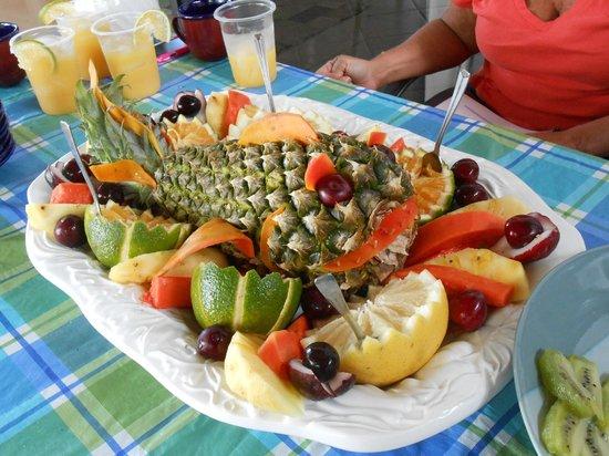 Gecko Bungalow : Great Food