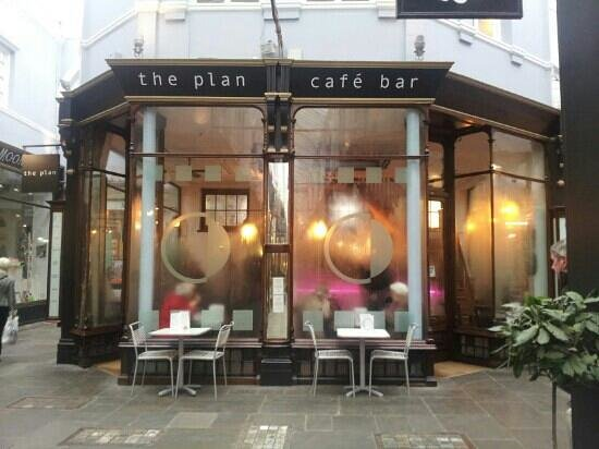 The Plan Cafe: Treasures of Cardiff, hidden away in an arcade