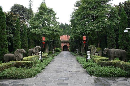 Wang Chuanshan Tomb