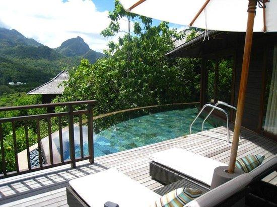 Constance Ephelia: Hillside Villa Pool