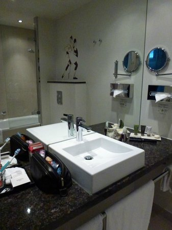 Tivoli Hotel : Sink area