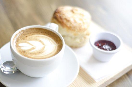 Sip & Slurp: Coffee & scone