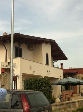 San Gregorio Magno, Italie : la bettola