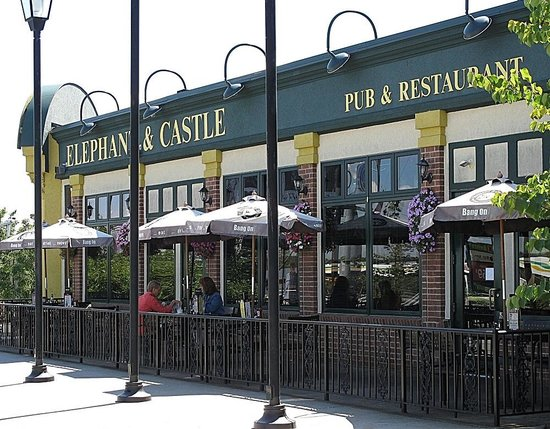 Elephant & Castle Pub & Restaurant