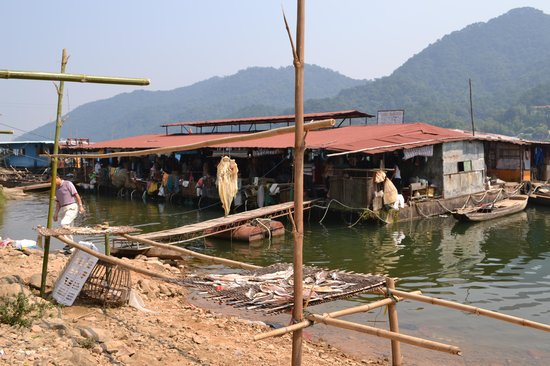 Baimiao Fishing Village
