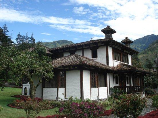 Samari Spa Resort: Cabañas - Habitaciones