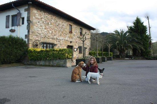 Casa Rural Jesuskoa: Haus
