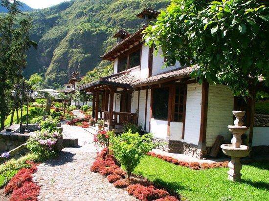 Samari Spa Resort: Cabañas!