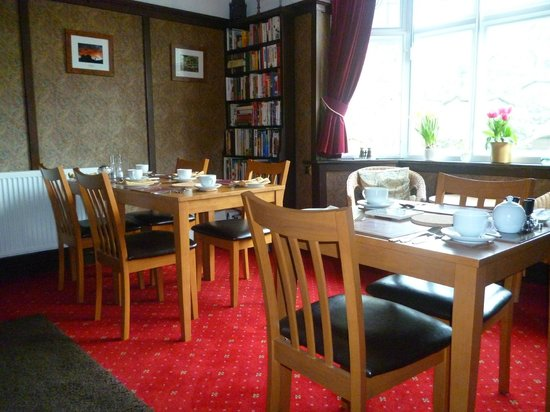 The Stanage : Breakfast Room