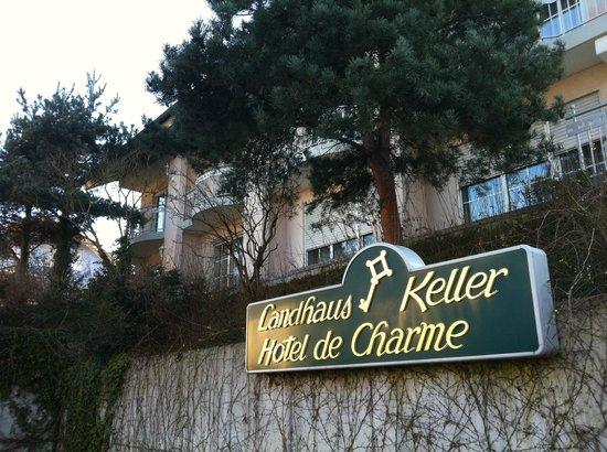 Landhaus Keller: esterno