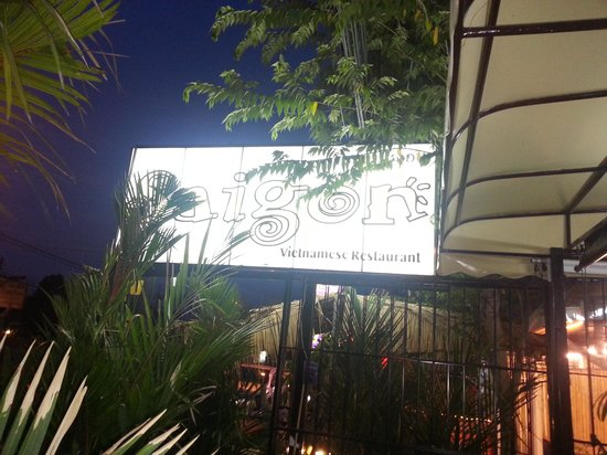 Saigon Restaurant: Saigon Authentic Vietnamese Cuisine Phuket