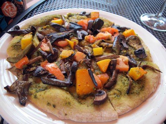 Merriman's Gourmet Pizza & Burgers: Vegan Pizza