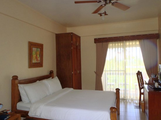 Amarela Resort : Chambre