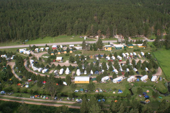 Crooked Creek Resort and RV Park: View of Resort