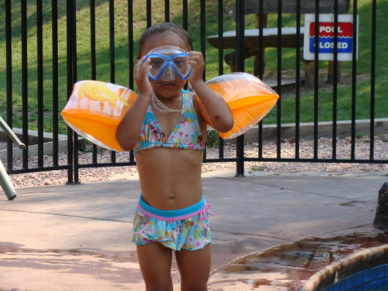Crooked Creek Resort and RV Park: Love that pool