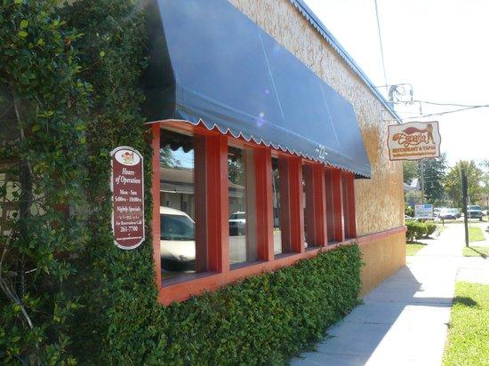 Espana Restaurant & Tapas: Front View