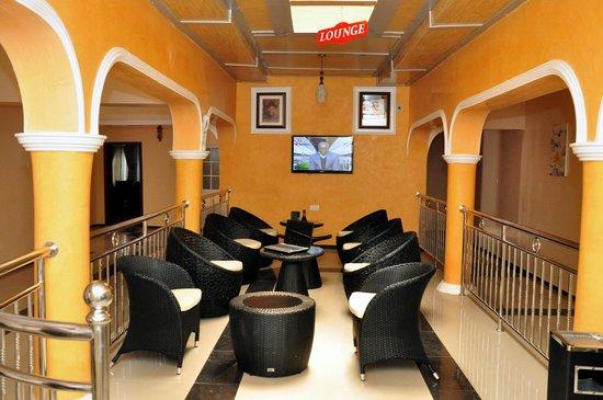 Hemas Hotel: Lobby