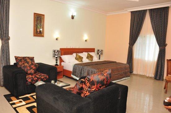 Hemas Hotel: Executive Room