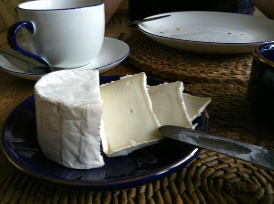2 Albany Terrace: the cheese was fantastic