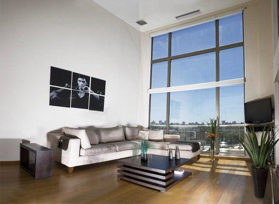 Apart Tgc Inn: Living Penthouse 1